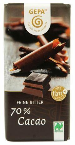 70% Cacao, Feine Bitter Image
