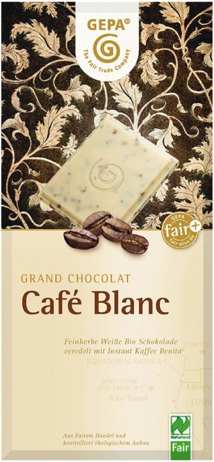 Grand Chocolat Café Blanc Image