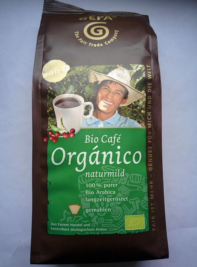 Café Orgánico (250g) Image
