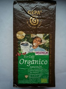Café Orgánico (500g) Image