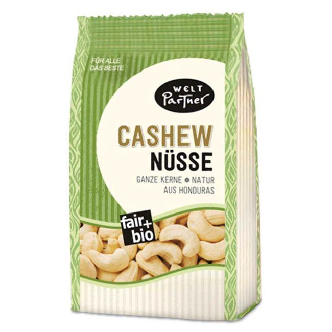 Cashew Nüsse, ganz, 125g Image