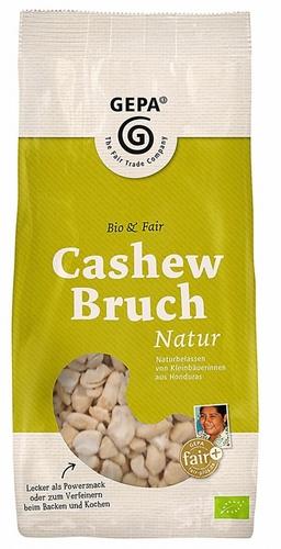 Bio Cashew-Bruch, 500g Image