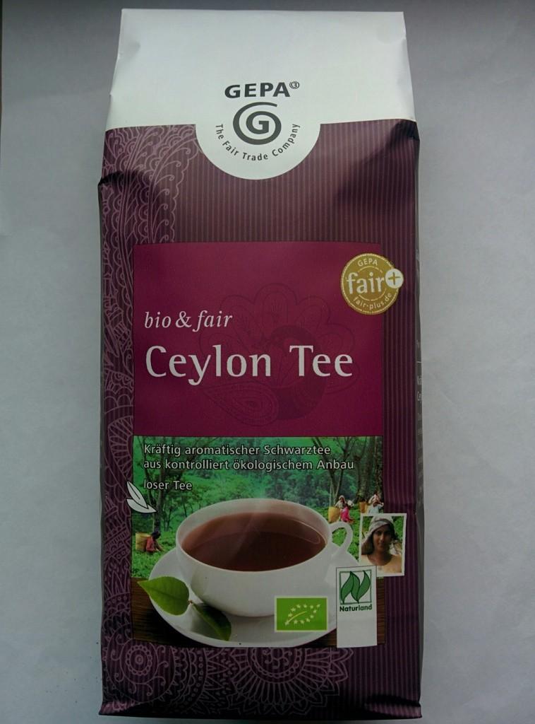 Ceylon Tee Image