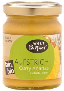 Aufstrich Curry Ananas Image