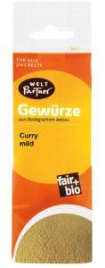 Curry, mild Image