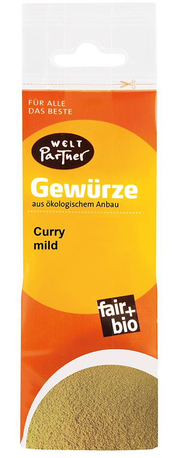 Curry, mild Image