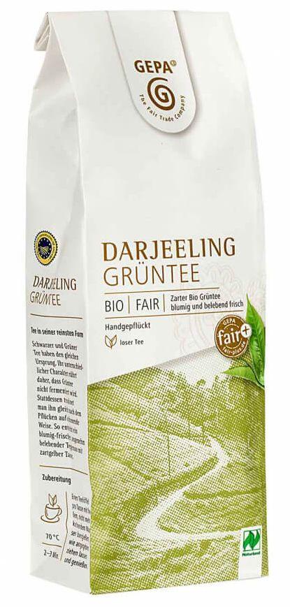 Darjeeling Grüntee Image
