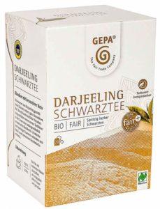Darjeeling Schwarztee Image