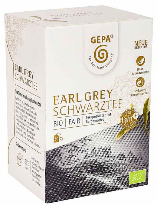 Earl Grey Schwarztee Image