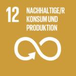 SDG 12 Nachhaltiger Konsum und Produktion