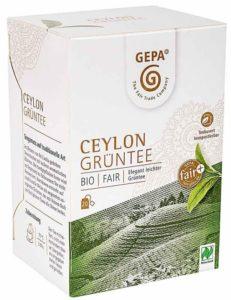 Grüntee Ceylon Image