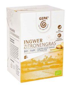 Ingwer Zitronengras Tee Image