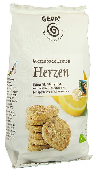 Mascobado Lemon Herzen Image