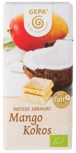 Mango Kokos, Weiße Joghurt Image