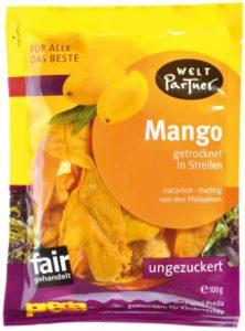Mangos ungezuckert Image