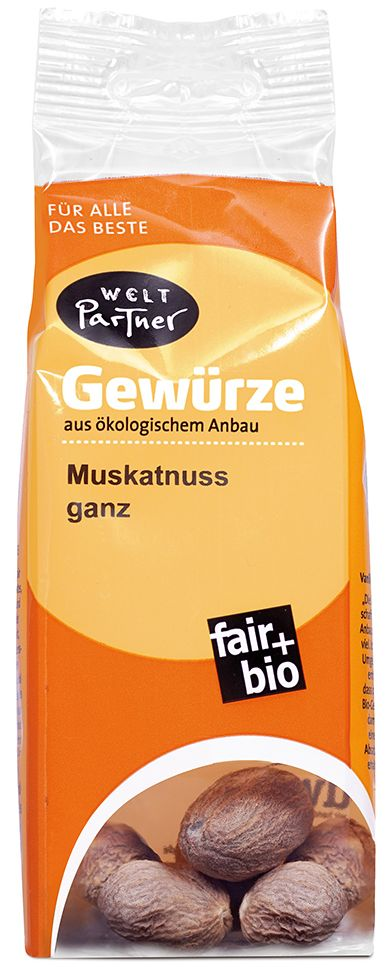 Muskatnuss Image