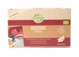 Rooibos Vanille Image