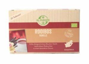 Rooibos Vanille Image
