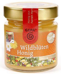 Wildblütenhonig - cremig Image