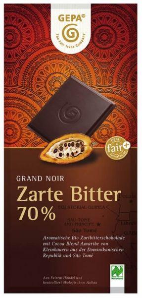 Grand Noir Zarte Bitter Image
