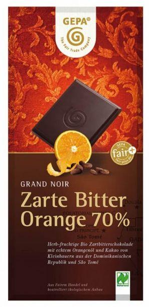 Grand Noir Zarte Bitter Orange Image